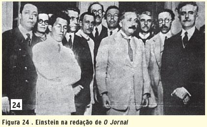 Einstein e o Brasil